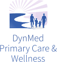 DynMed Primary Care & Wellness logo